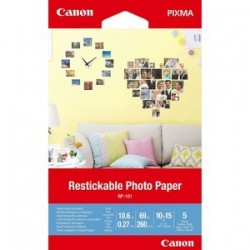 RP-101 4X6 5 SHEETS...