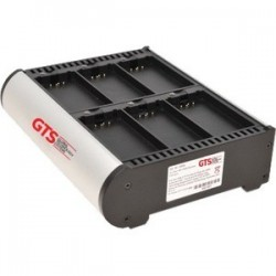 6 BAY BATTERY CHARGER...