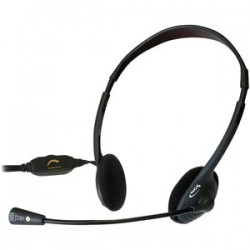 HEADSET WITH MICROPHONE...