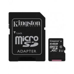 CARTE MEMOIRE micro SD 64