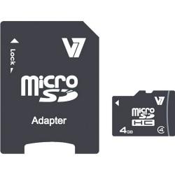 CARTE MICRO SD 4GB CL4 MEM...