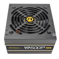 VP500P PLUS-EC 80+ PSU 500...