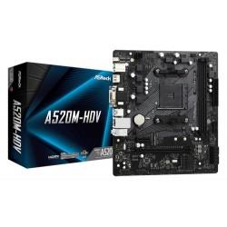 A520M-HDV AM4 2 DDR4 4XSATA...