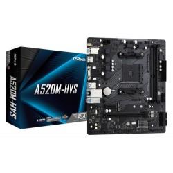 A520M-HVS AM4 2 DDR4...