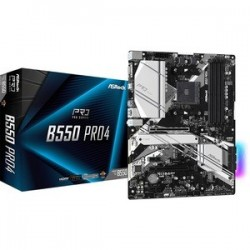 B550 PRO4 ATX 4 DDR4 M