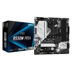 B550M PRO4 ATX 4 DDR4 M