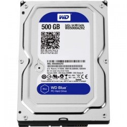 BLUE 500GB 3.5IN 5400RPM...