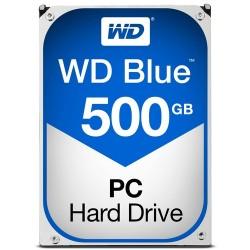 500GB BLUE 32MB 3.5IN SATA...