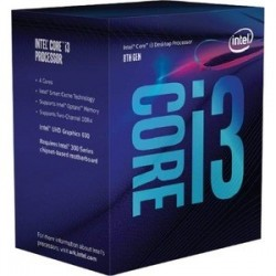 CORE I3-8100 3.60GHZ...