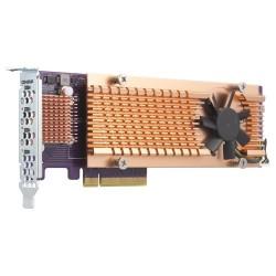 QUAD M.2 PCIE SSD EXPANS...