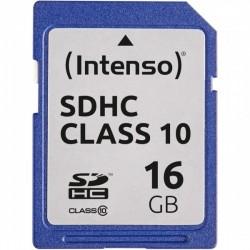 16GB Intenso SDHC 20MB/
