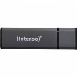 STICK 16GB 2.0 Intenso Alu...