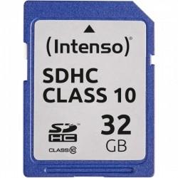32GB Intenso SDHC 20MB/