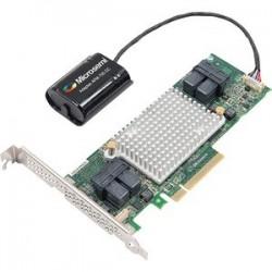 ADAPTEC RAID 81605ZQ SINGLE...
