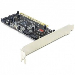 RAID SATA PCI 4x Delock...