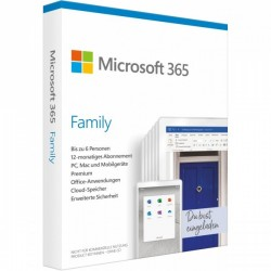 Microsoft Office 365 Family...