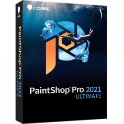 PAINTSHOP PRO 2021 ULTIMATE...