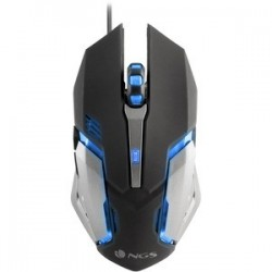 7 COLORS LED GAMING MOUSE...