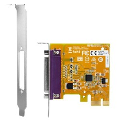 HP PARALLEL PORT CARD PCIE X