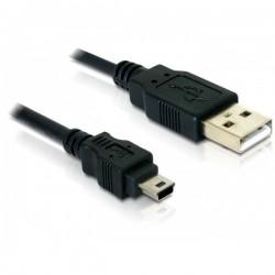 USB 2.0 A - B mini (Stecker...