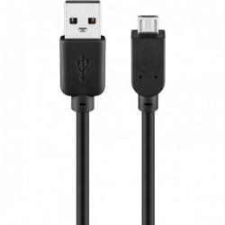 USB 2.0 A - B micro...