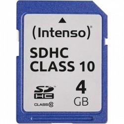 4GB Intenso SDHC 20MB/