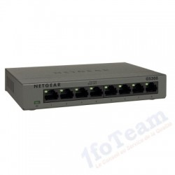 SWITCH NETGEAR 8 Ports...