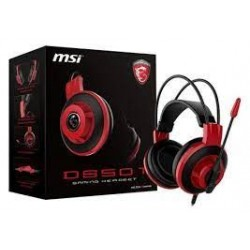CASQUE MSI DS501 GAMING HEADSE