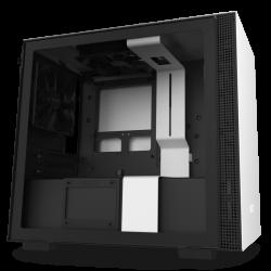 BT NZXT H210 Mini ITX Blanc...