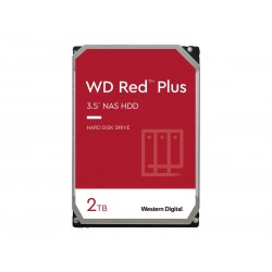 WD Red 2To 64Mo cache SATA