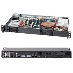 1HE Supermicro SuperChassis...