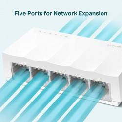 TP-LINK Switch de bureau 5...