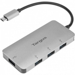 TARGUS USB-C 4 PORT HUB AL...